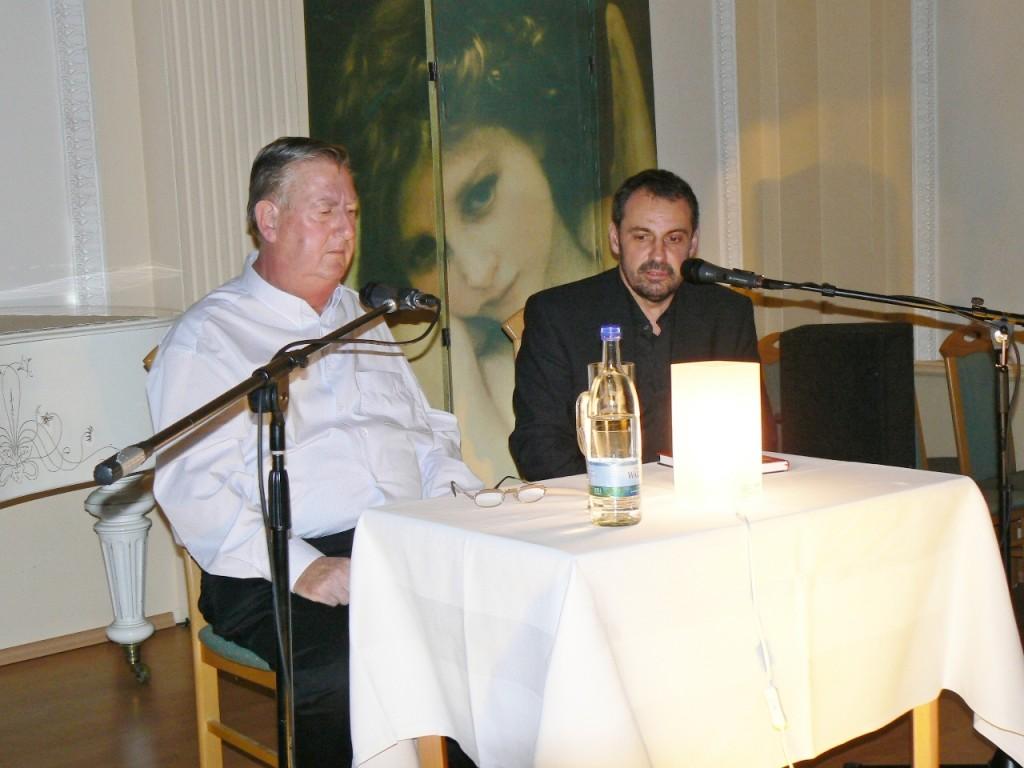Klaus Dalski und Michael Kirchschlager