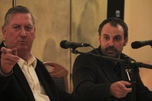 Klaus Dalski und Michael Kirchschlager in Aktion
